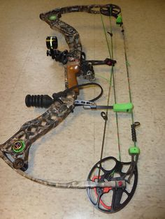 MATHEWS Z7 COMPOUND BOW Hunting Bows, Archery Bows For Sale, Compound Bows, Weapon, Outdoor Power Equipment, Hobbies, Guns, Camping, Weapons Guns