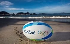 Rugby ball unveiled for Rio 2016 Olympic Games as 92-year wait comes to an end