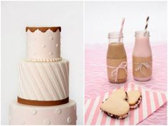 The TomKat Studio: Gorgeous Neapolitan Dessert Ideas :: Fabulous Collaboration