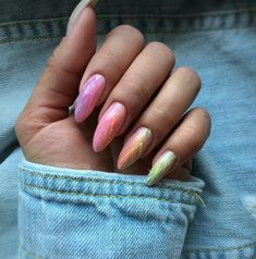 We have gathered the best nail art designs. Make sure you check them out. Pink Gel Nails, Glitter Manicure, Glitter Nail Polish, Neon Nails, Gel Manicure, Nail Polish Colors, Gel Polish, Best Nail Art Designs, Gel Nail Designs