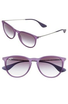 Oh hello....Ray-Ban 'Wayfarer' 54mm Sunglasses available at #Nordstrom