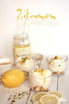 Sommer-Feeling im Glas: Zitronen-Tiramisu