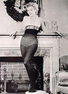 Marilyn Monroe Pin-up Print Christmas stockings