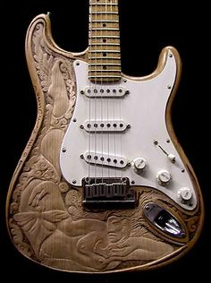 Sculpted Guitar. Fender USA 1993. Alder Wood............beautiful