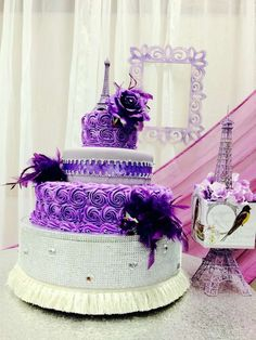 Quinceanera Party Planning – 5 Secrets For Having The Best Mexican Birthday Party Paris Birthday Parties, Birthday Party Themes, Cake Birthday, Birthday Bash, Paris Desserts, Birthday Cake Girls Teenager, Parisian Party, Diy Birthday Decorations, Quinceanera Party