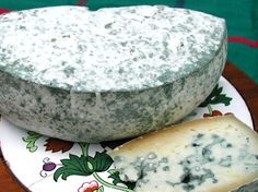 Making Blue Cheese