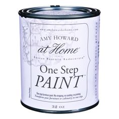 Amy Howard At Home 32 Oz Grey One Step Chalk Based Paint (AH925SG) - Specialty Paints - Ace Hardware