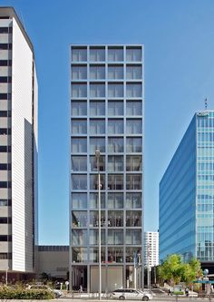 Forum Building    Architect: Yoshio Taniguchi    Location: Minamiaoyama, Minato-ku, Tokyo