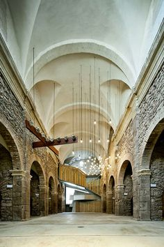 2 | Architect Lashes A New Building Atop Ancient Church Ruins | Co.Design | business + design