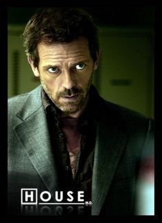 Hugh Laurie as Dr Gregory House House Md, House Show, Hugh Laurie, Tv Series To Watch, Movies And Series, Movies And Tv Shows, Great Tv Shows, Old Tv Shows, Mtv