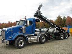 Heil - DuaLift roll-off hoist Heavy Equipment, Trucks, American, Truck