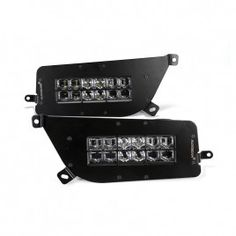 (2pcs/set) 60W Polaris RZR ATV LED Driving Lights with Atmosphere Function