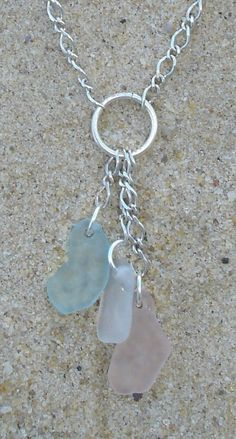 sea glass jewelry For latest fashion clothes visit us @ http://www.zoeslifestylefashion.com/clothing/ #homemadeseaglass #fakeseaglass
