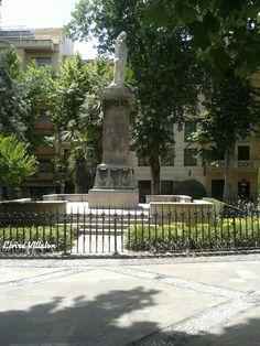 Plaza de Mariana Pineda.Granada.Mayo 2015