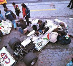 Carlos Reutemann (Brabham) - saison 1973 - L'Automobile, décembre 1973