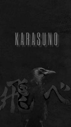 Fly to Karasuno. Get up and fight. Nishinoya Yuu, Haikyuu Karasuno, Kageyama Tobio, Kuroo, Kagehina, Haikyuu Anime, Team Wallpaper, Haikyuu Wallpaper, White Wallpaper