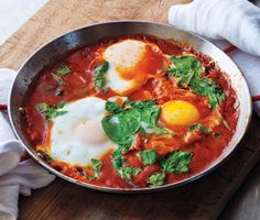 Shakshuka Recipe | Epicurious.com