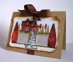 Welcome Home by 1busymomof2 - Cards and Paper Crafts at Splitcoaststampers