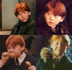 Harry Potter- Ron Weasley