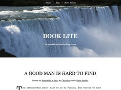 Book Lite Download Free Best WordPress Theme For Blog. You're creating a blog for yourself, style you desire, then the subject will respond to you what you need.