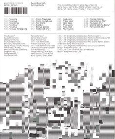Sweet Exorcist — RetroActivity / The Designers Republic