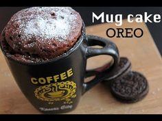 MUG CAKE OREO -  Cookani #food #foodie #foodblog