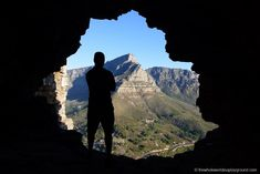 Cape Town: Hiking to Lion's Head and how to find Wally's Cave West Coast Road Trip, Africa Travel, Travel Goals, Cape Town, Lions, Playground, South Africa, Cave, Goals 2017