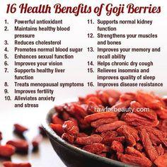 16 Health Benefits of Goji Berries (Superfood) Health Benefits, Health Tips, Health And Wellness, Holistic Nutrition, Wellness Fitness, Nutrition Tips, Fresco, Paleo Fruit, Healthy Fruits