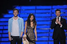Armed with guitars, rocker Philip Philips (21) was appointed to be the king of American Idol 2012 beat ballad singer Jessica Sanchez (16).  Philip who was only a shop worker in Leesburg,Georgia, received more support from viewersthan Jessica from Chula Vista, California.