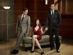 The Good Wife - My fav TV Love triangle!!!