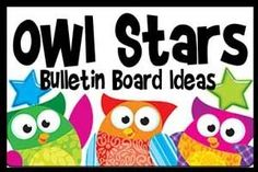 Owl+Classroom+Theme+Ideas | Owl Stars Bulletin Board Ideas by TiNa Javed Akhter