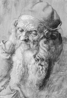 Artist: Albrecht Dürer (Durero) - all paintings from this artist available as fine art prints, canvas prints, paper prints or hand painted oils. Albrecht Durer Paintings, Albrecht Dürer, Renaissance Kunst, High Renaissance, Art Postal, L'art Du Portrait, Portraits, Black And White Painting, Oil Painting Reproductions