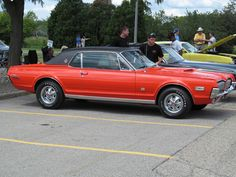 1968 Mercury Cougar | 1968 Mercury Cougar XR7-G