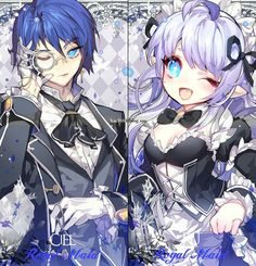 Luciel Royal Maid / Servant
