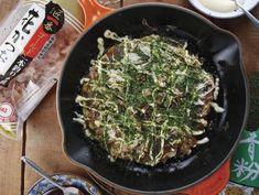 Osaka-Style Okonomiyaki From 'Japanese Soul Cooking' | Serious Eats : Recipes