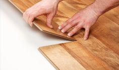 How to instal laminate flooring