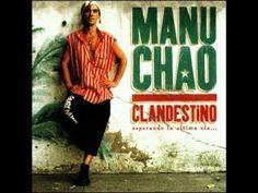 Manu Chao - Clandestino (HD Full Album) (1998)