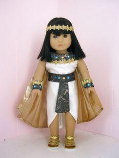 Sewed Her Mind: Cleopatra