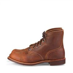 red wing 8822 6inch round toe boots oro legacy red wing pinterest