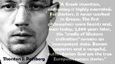Pattberg Quote / Critque of Democracy