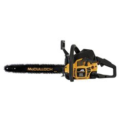 Mcculloch eager beaver 14 gas chain saw 20 cid chainsaw and weapons the mcculloch m4218 chainsaw comes complete with a helpful manual to guide you through assembly and greentooth Gallery