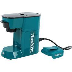 マキタ 充電式コーヒーメーカー CM500DZ