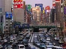 Tokyo Traffic Jam - Bing images