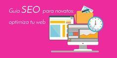 Guía SEO para novatos. Optimiza el SEO on page para conseguir mejorar el posicionamiento de tus páginas de manera sencilla y rápida.
