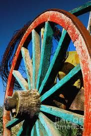 Rode Hard and Put Up - signed and numbered original photograph - rustic wagon wheel Old Wagons, Flower Landscape, Weathered Wood, Texture Art, Print Pictures, Entryway Decor, Painting Inspiration, The Great Outdoors, Wagon Wheels