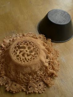 Bring Out Your Doilies - A New Birds Nest Tutorial