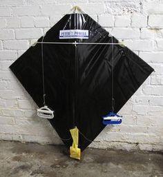 Ahh.... the Peter Powell Stunt Kite.