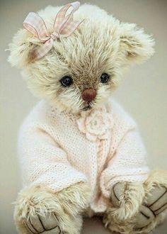 #teddy #bear #orsetto #peluche