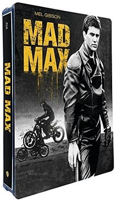Mad max 1 en blu-ray métal édition limitée