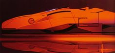 concept ships: Concept ships by Syd Mead Blade Runner, Concept Ships, Concept Art, Aliens, Syd Mead, Famous Artists Paintings, Spaceship Art, Mechanical Design, Sci Fi Art